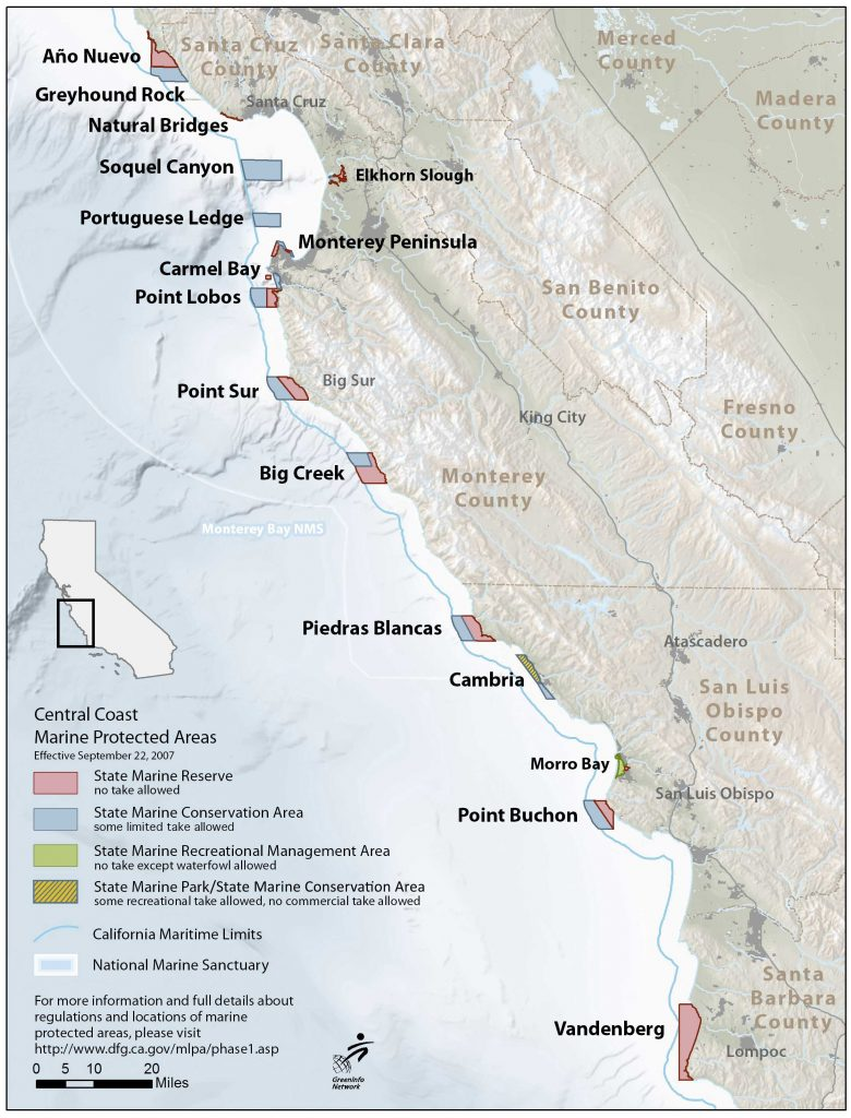 Maps – California MPAS Dfg Maps on