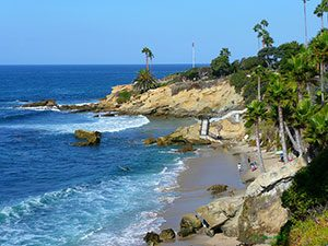 Laguna Beach - photo copyright Mine Beyaz