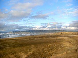 Ten Mile Beach - photo copyright Dave Franklin